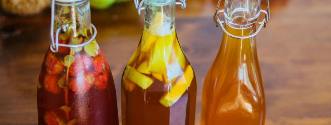 What are the 3 main health benefits of kombucha?